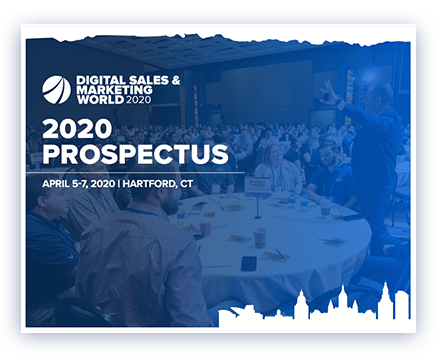 Digital Sales and Marketing World Prospectus